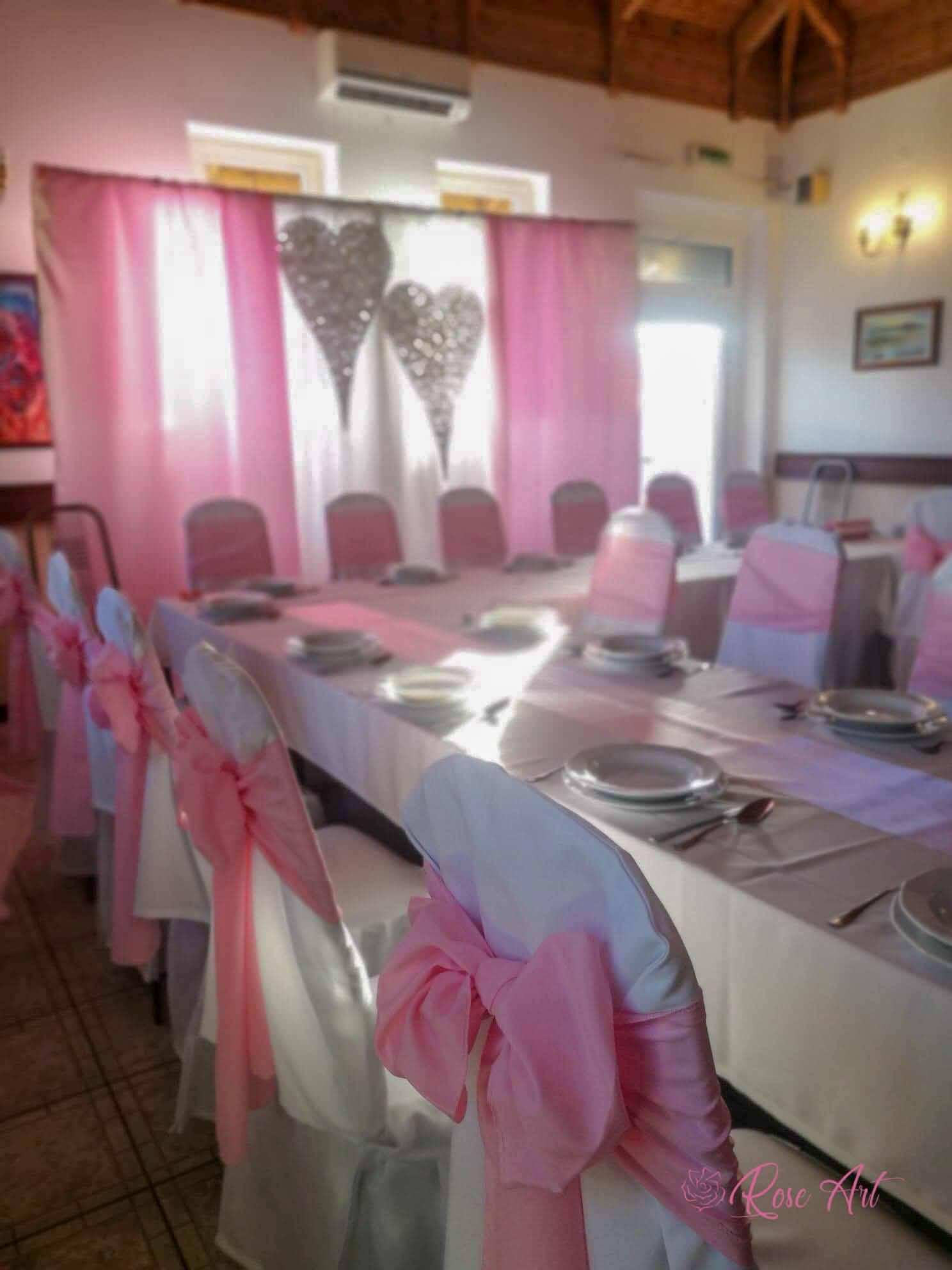 RoseArt Esküvő Pasztell Rózsaszín