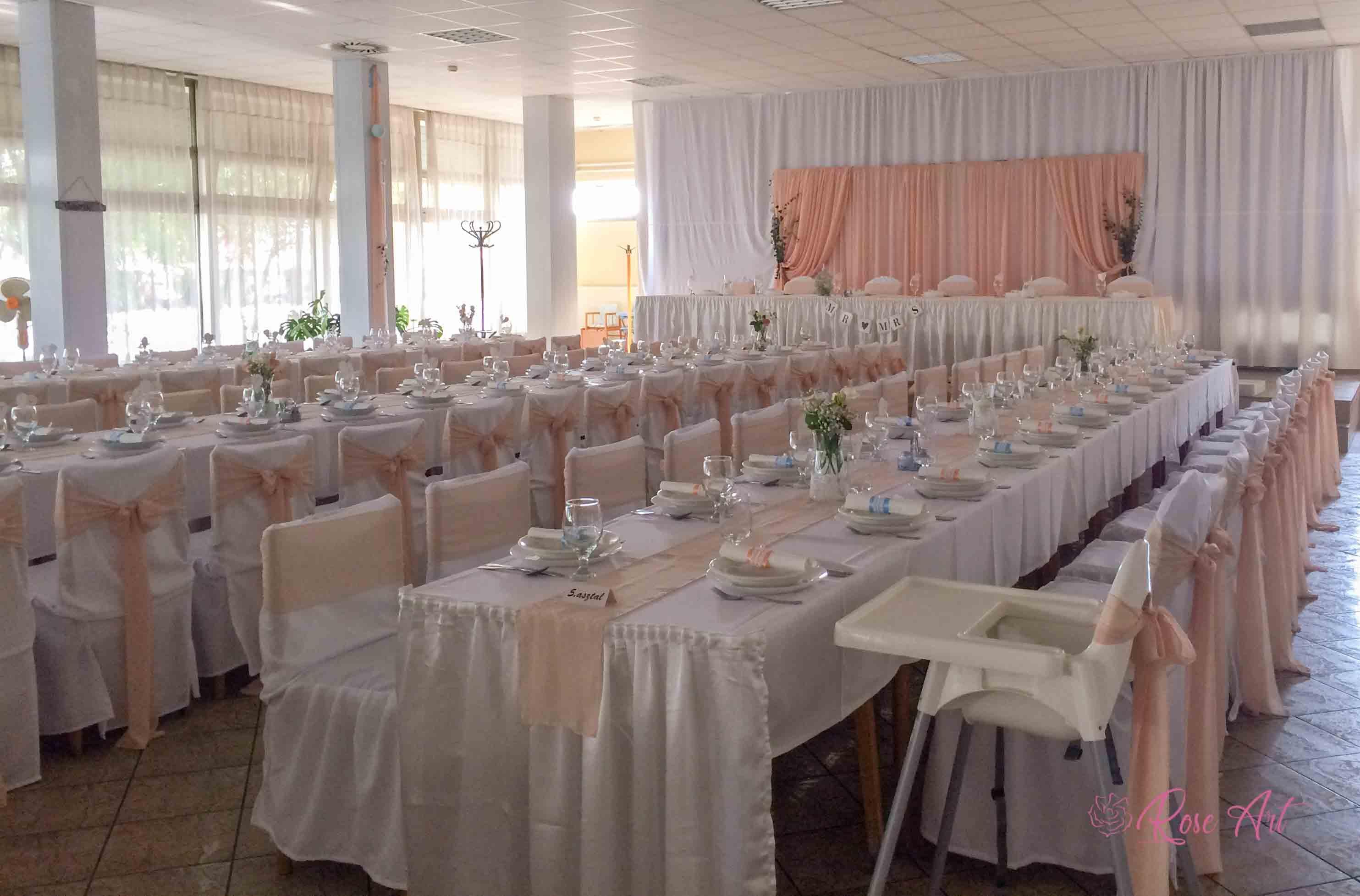 RoseArt Barack Esküvő
